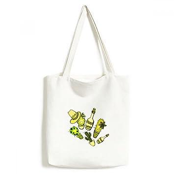 12e172858 Sombrero México desierto Cactus mexicano bolsa de lona medio bolsa de regalo  grande capacidad para bolsas de la compra: Amazon.es: Hogar