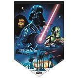 WinCraft Star Wars Empire 17'' x 26'' Premium Felt Banner