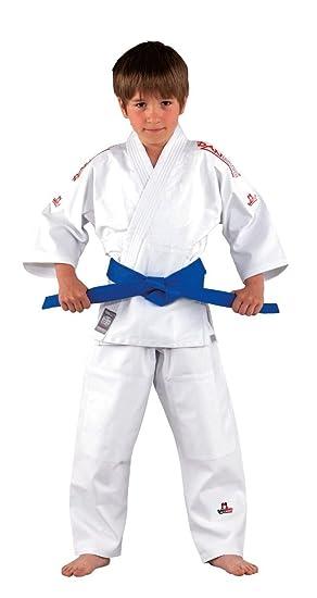 DanRho Traje de Judo o de goshi 100 cm: Amazon.es ...