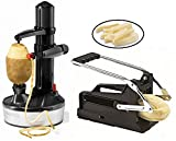 Starfrit Potato Peeling And Fry Cutting Set | Includes (1) Rotato Express 2.0 (1) Fry Cutter