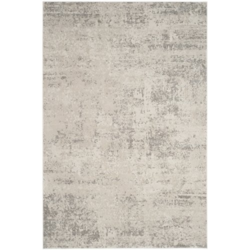 Safavieh Princeton Collection PRN716A Vintage Beige and Grey Distressed Area Rug (8' x 10') by Safavieh