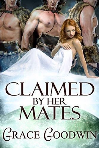 Claimed by Her Mates (Interstellar Brides Book 3) ()