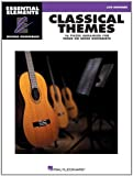 Classical Themes - Essential Elements Guitar Ensembles Late Beginner