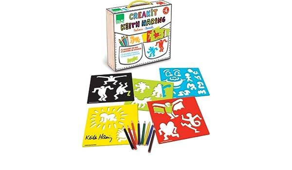 Vilac - Créakit Keith Haring (9215): Amazon.es: Juguetes y juegos