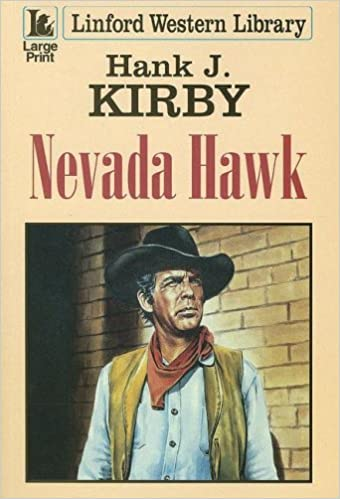 Book Nevada Hawk (Linford Western Library)