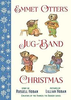 Book Cover: Emmet Otter's Jug-Band Christmas