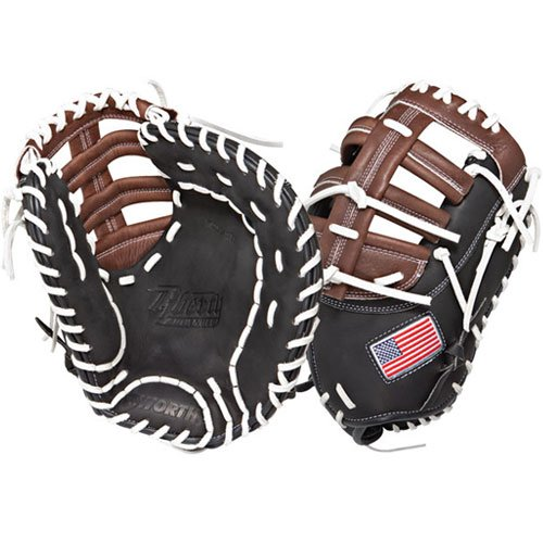 Liberty Advanced Series 12-inch First Baseman's Mitt, Left-Hand Throw (LA1FBB)