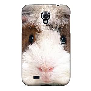 KarenJohnston Galaxy S4 Hybrid Tpu Case Cover Silicon Bumper Abyssinian Guinea Pig