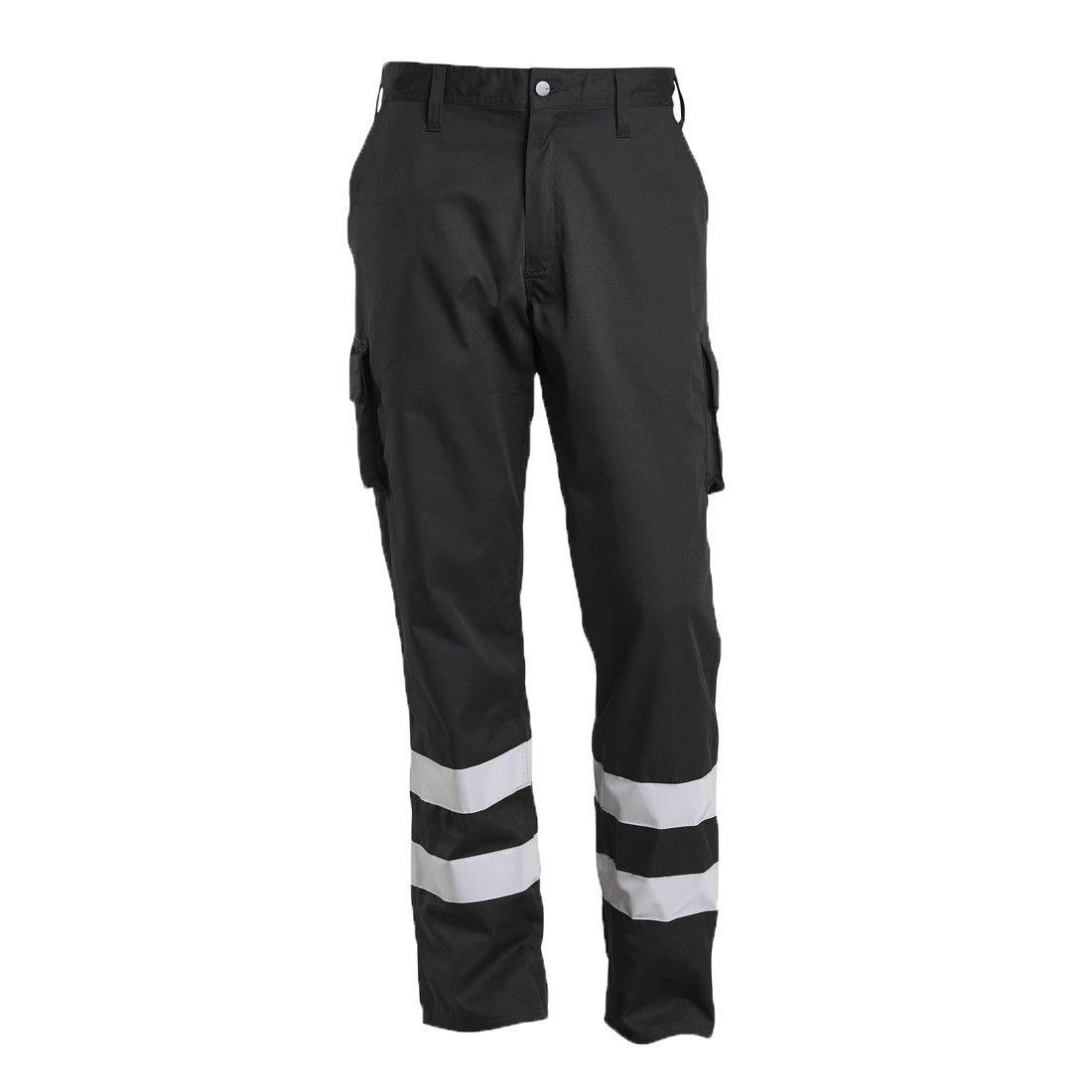 Mascot 17979-850-09-82C46 Service Trousers Safety Pants, Black, 82C46