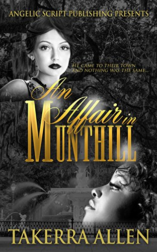 book cover of An Affair in Munthill
