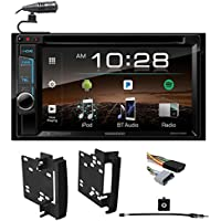 Kenwood DVD/iPhone/Bluetooth/Spotify/Android Receiver For 2007-2011 Dodge Nitro