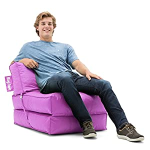 Big Joe Flip Lounger, Radiant Orchid