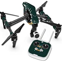 Skin For DJI Inspire 1 Quadcopter Drone – Born To Quilt | MightySkins Protective, Durable, and Unique Vinyl Decal wrap cover | Easy To Apply, Remove, and Change Styles | Made in the USA