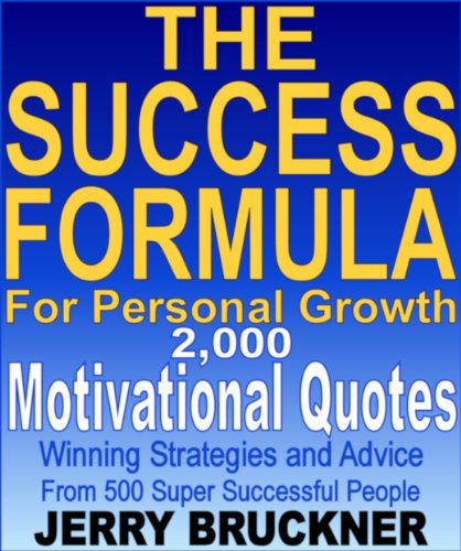 The Success Formula For Personal Growth 60 60 Motivational Quotes Classy Personal Growth Quotes