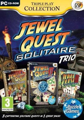 Trio Import (Jewel Quest Solitaire Trio (PC) (UK IMPORT))