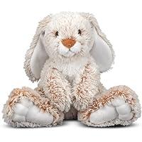 Melissa & Doug Burrow Bunny Rabbit Stuffed Animal (14...