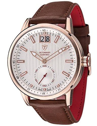 DeTomaso Swiss Made – Reloj de cuarzo