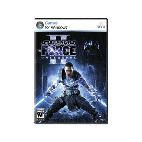 - New Lucasarts Star Wars: The Force Unleashed Ii Action/Adventure Game Standard 1 User Retail Pc