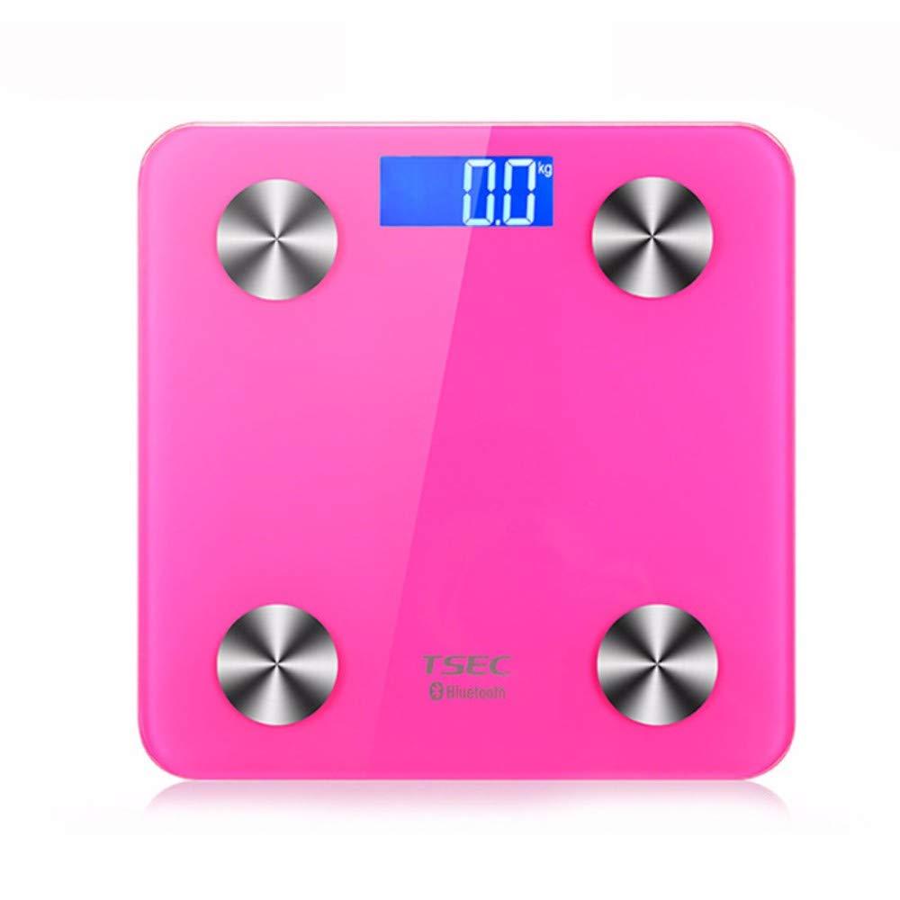 CXQ elektronische Waage Bluetooth intelligente Körperfettwaage elektronische Waage Körperfett sagte der Haushalt