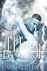 Moon Borne (Halcyon Romance Series Book 1)