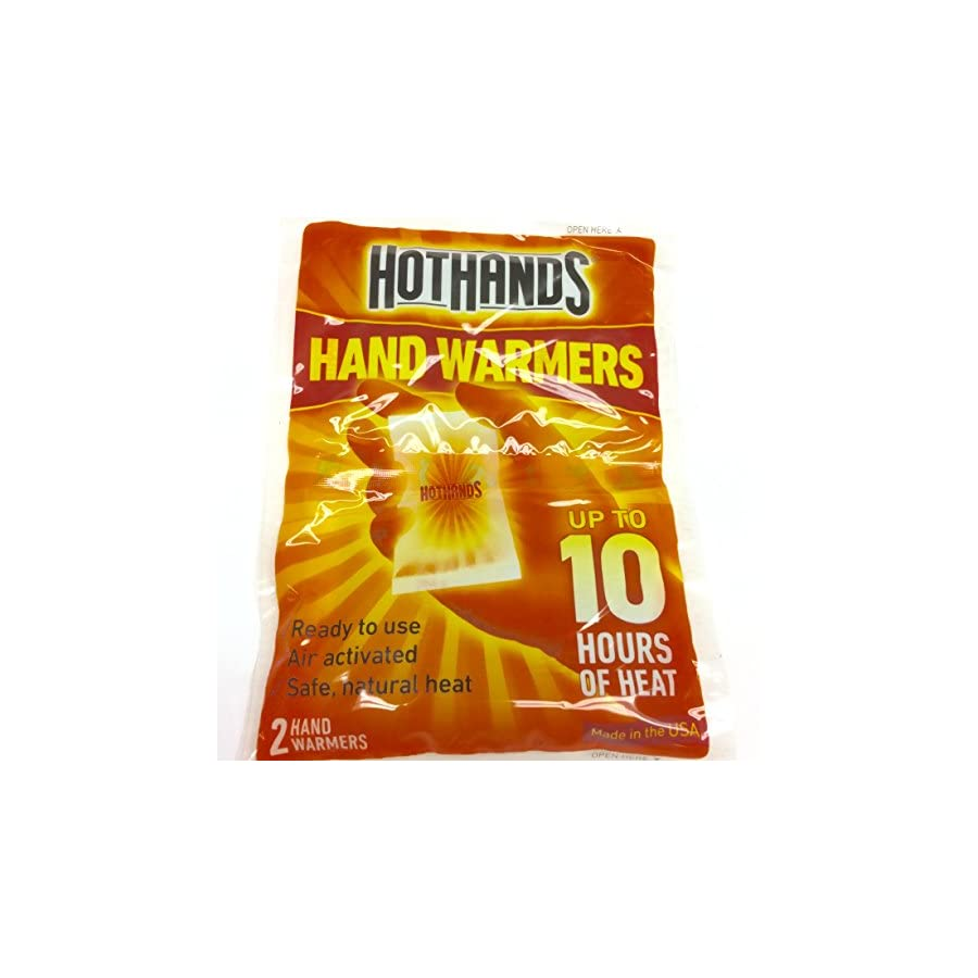 HotHands Hand Warmers (Choose Quantity Below), 5 Pair