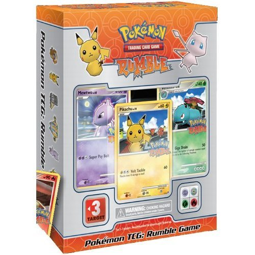 Pokemon Nintendo Rumble Box 19 Cards [Toy] (Pokemon Rumble Best Pokemon)