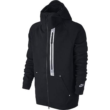 eae00de7b03f Nike Tech Fleece Hero Full Zip Flash Mens Jacket 835566 Hoodie (large