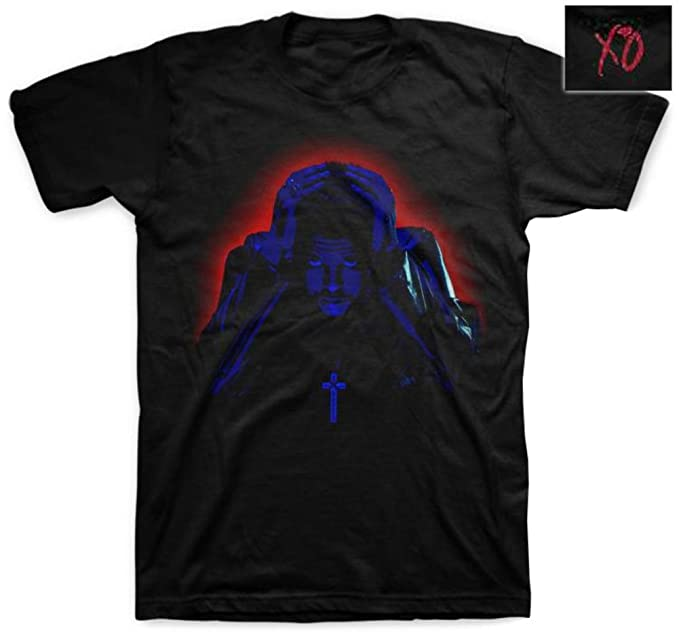 64ceab97589 Amazon.com  Bravado The Weeknd Starboy Album Cover Adult T-Shirt  Clothing