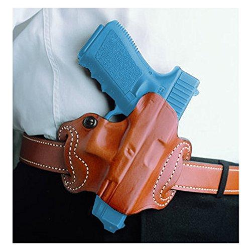 (DeSantis Mini Slide Holster for 1911 P10 Gun, Right Hand, Tan)