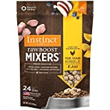 Instinct Freeze Dried Raw Boost Mixers Grain Free Cage Free Chicken Recipe All Natural Dog Food Topper By Nature'S Variety, 6 Oz. Bag