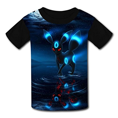 FADPW Poke-Mon Kids Fashion 3D Printing Short Sleeve Tshirts for Boys Girls