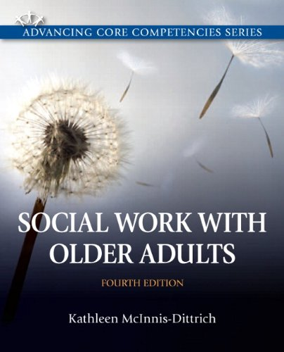 Social Work W/Older Adults Text Only