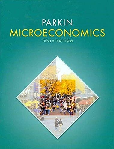microeconomics with study guide 10th edition pearson series in rh amazon com Economics Study Guide Answer Keys Economics Study Questions