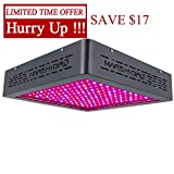 MARS HYDRO 900W Led Grow Light Full Spectrum Growing Lamps for Indoor Plants Veg and Flower Grow Light fixtures for Hydroponics Greenhouse