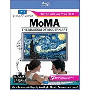 MoMA 50 Masterworks From The Collection [Blu-ray]
