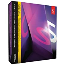 Adobe Creative Suite 5 Production Premium Student & Teacher Edition [Mac][OLD VERSION]