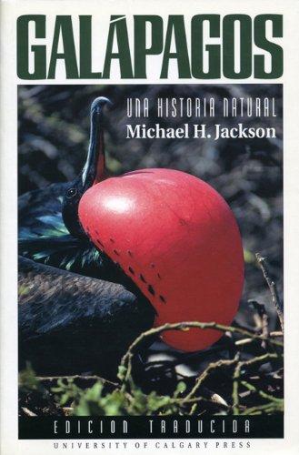 Galápagos: Una Historia Natural (Spanish Edition)