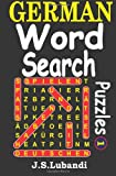 German Word Search Puzzles, J. Lubandi, 1494945703
