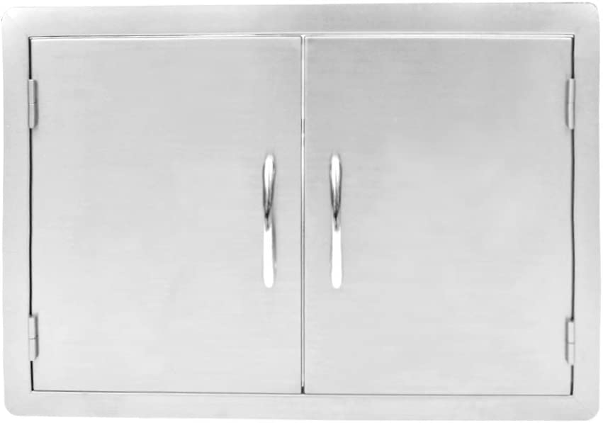 Double Access Door