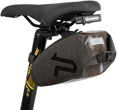 KuaiKeSport Bolsa Sillin Bicicleta Montaña,Bolsa de Bicicleta Cojín de Cola Trasera de Bicicleta Herramienta de Bicicleta de Envoltura Trasera Impermeable Bolsa de ...