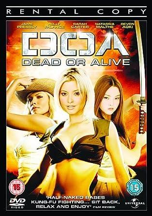 Amazon Com Doa Dead Or Alive Dvd Jaime Pressly Holly Valance
