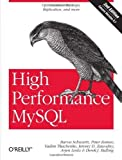 img - for High Performance MySQL: Optimization, Backups, Replication, and More by Baron Schwartz (2008-06-28) book / textbook / text book
