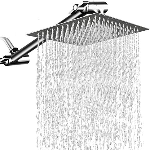 Showerhead Adjustable Extension Stainless Pressure product image