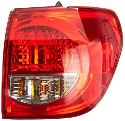 Toyota Sequoia Tail Lamp - Genuine Toyota 81550-0C080 Combination Lamp Assembly