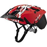 Bolle The One MTB Helmet, 54-58cm, Black/Red Camo For Sale