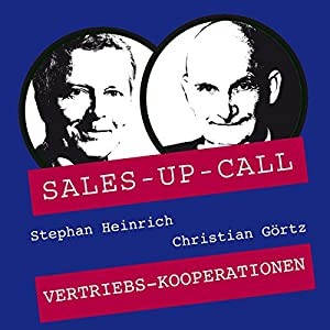 Vertriebs-Kooperationen (Sales-up-Call) Hörbuch