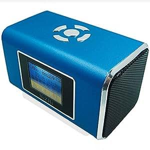 HAOBO deporte Mini Altavoz Portátil USB tarjeta TF MP3Player FM Radio para ordenador altavoz al aire libre viajar bicicleta