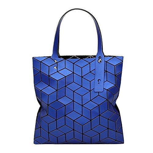 Geometría Bolso Lingge Plegable Mate Bolso Moda Bolso De Mujer I