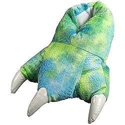 Wishpets 12 Dinosaur Slippers Plush Toy by Wishpets