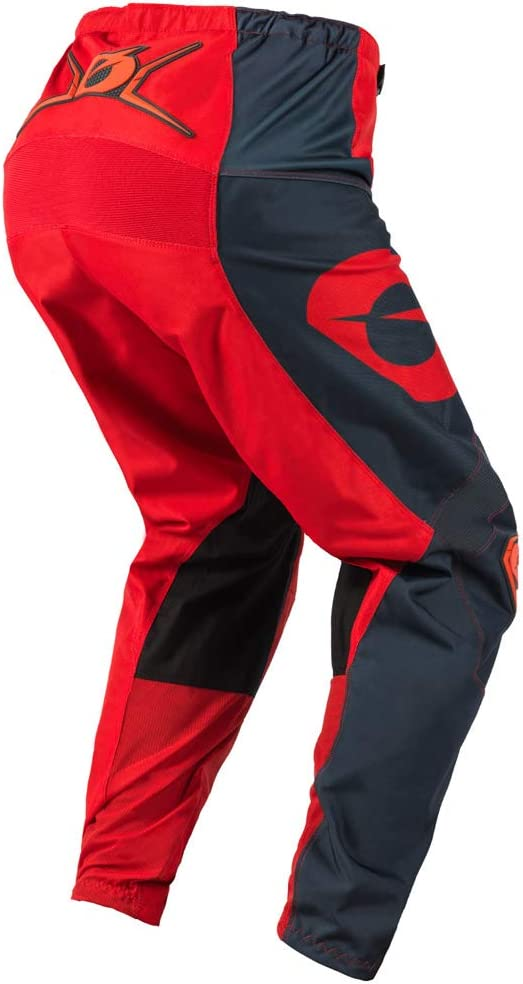 Pants W36 // Jersey X-Large ONeal Element Racewear Red Men motocross MX off-road dirt bike Jersey Pants combo riding gear set